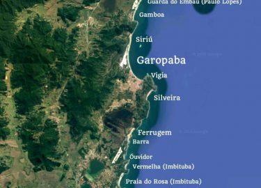 Pousada em Garopaba SC Praias de Garopaba 2